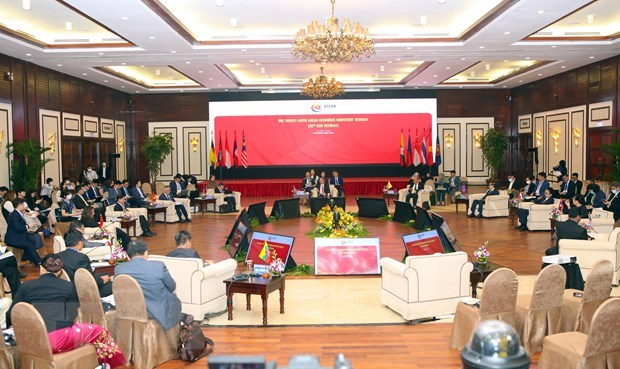 ASEAN 2020: 努力促进RCEP协定谈判 hinh anh 1