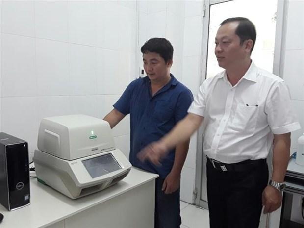 新冠肺炎疫情:芹苴可从3月15日后进行新冠病毒独立检测 hinh anh 1
