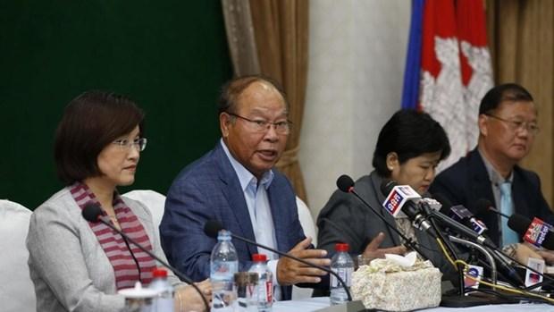 柬埔寨新增1例新冠肺炎确诊病例 hinh anh 1