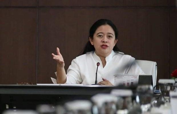 新冠肺炎疫情:新加坡未搞定大选举行时间 印尼众议院主席呼吁成立国家防疫指导委员会 hinh anh 2
