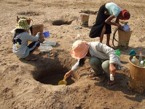 水资源安全和气候变化:挑战和应对措施 hinh anh 1