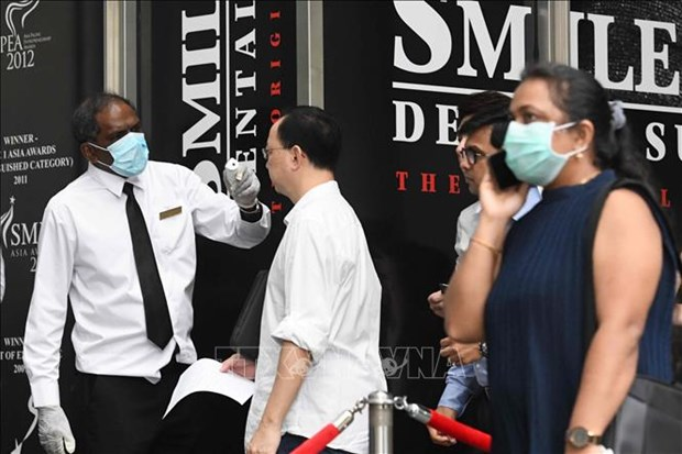 新冠肺炎疫情:新加坡未搞定大选举行时间 印尼众议院主席呼吁成立国家防疫指导委员会 hinh anh 1