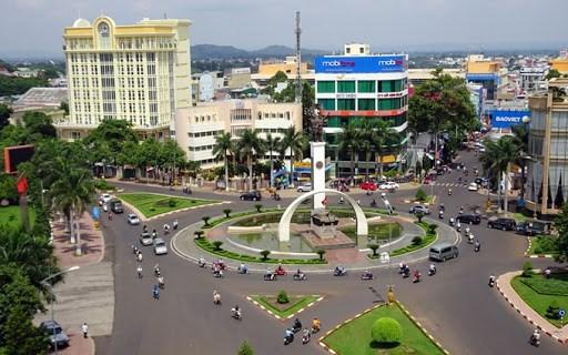 将邦美蜀市打造成为西原地区中心的文明城市 hinh anh 1