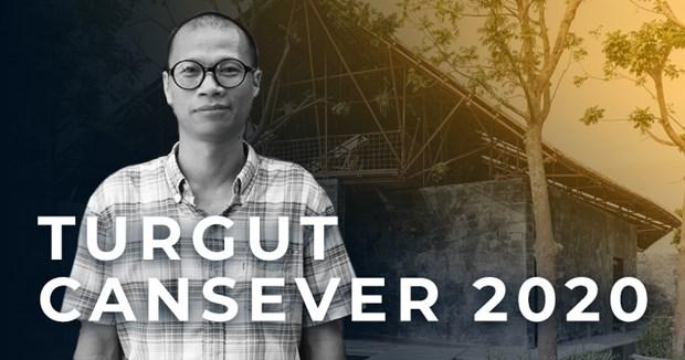 越南建筑师段青河荣获国际设计奖 hinh anh 1
