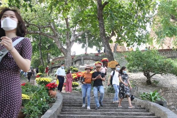 受新冠肺炎疫情的影响 越南诸多旅游城市暂停接待游客 hinh anh 2