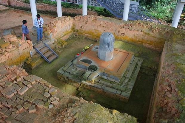 林同省对吉仙考古遗址进行大规模发掘 hinh anh 1
