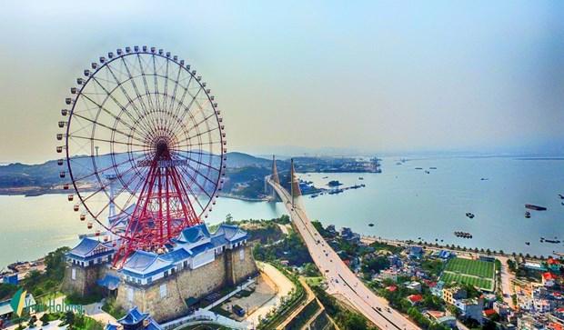 受新冠肺炎疫情的影响 越南诸多旅游城市暂停接待游客 hinh anh 1