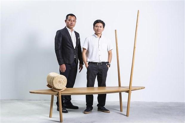 促进木材业 创意设计发展 hinh anh 1