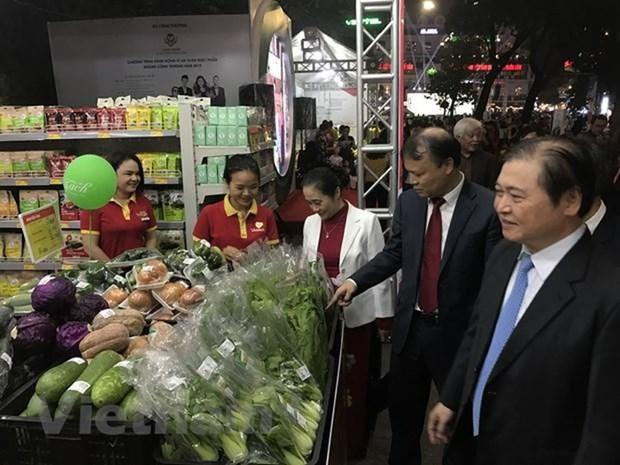 庆和省积极行动保障农业食品安全 hinh anh 1