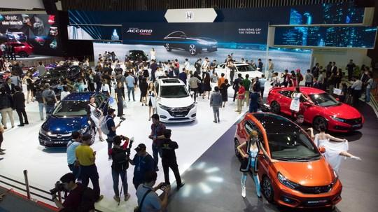 2020年2月份越南汽车销售量环比增长11% hinh anh 1