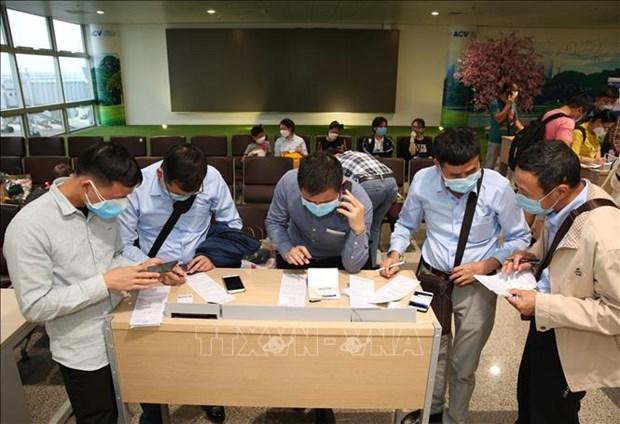 新冠肺炎疫情:越南外交部就新形势下的新冠肺炎疫情向越南公民提出劝告 hinh anh 1