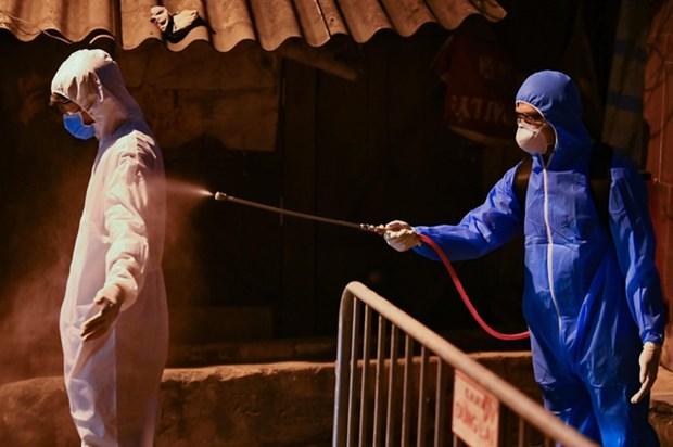 新冠肺炎疫情:越南新增三例新冠肺炎病例 共确诊57例 hinh anh 1