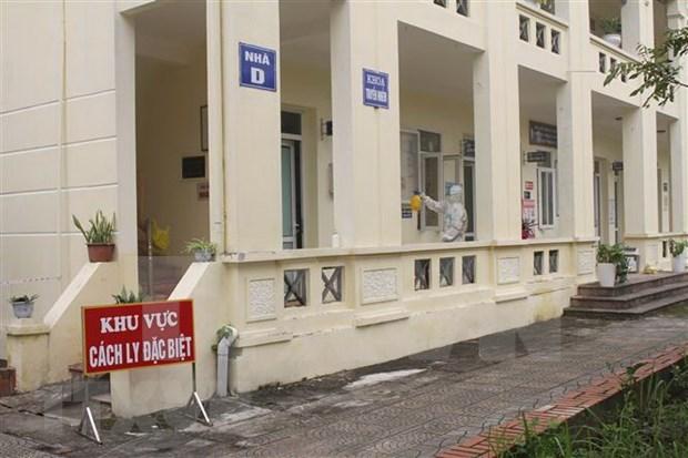 新冠肺炎疫情:越南出现第54例确诊病例 hinh anh 1