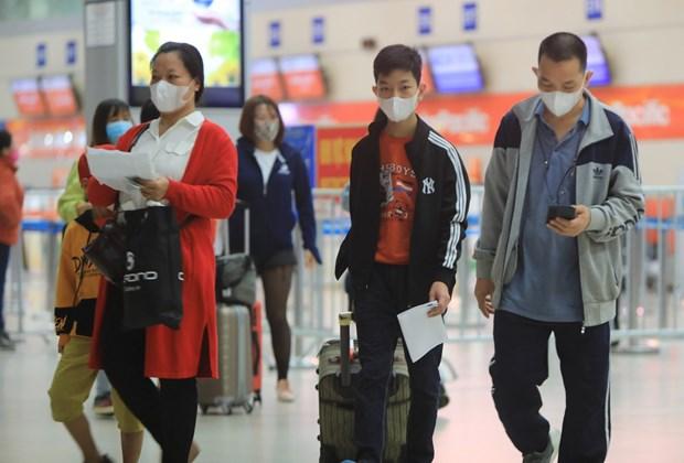 新冠肺炎疫情:旅外越南人携手抗击疫情 hinh anh 1