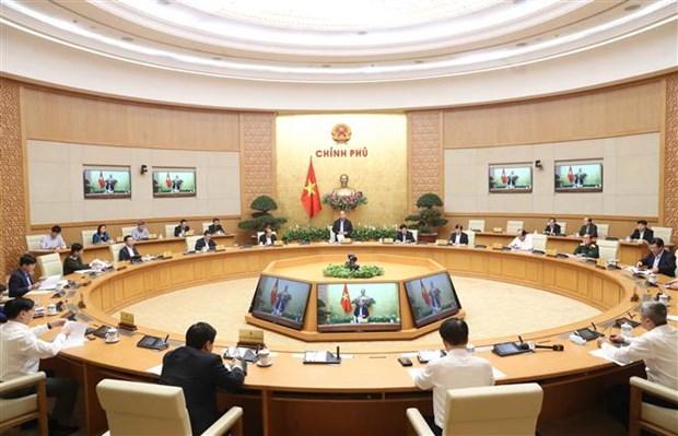 """阮春福总理:越南正处在新冠肺炎疫情防控阻击战的""""黄金时期"""" hinh anh 1"""