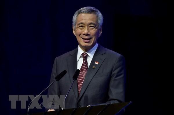 新加坡总理李显龙取消访澳计划 hinh anh 1