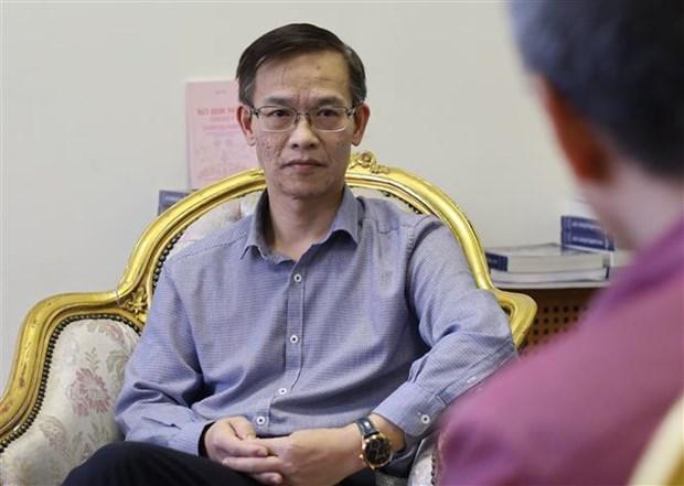 越南驻俄罗斯大使:越南驻俄罗斯大使馆密切关注越南留学生的情况 hinh anh 1