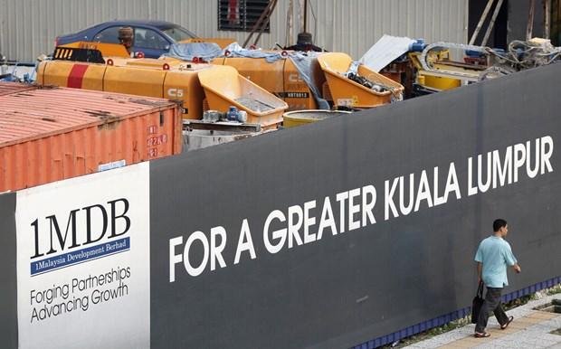 1MDB资金遭挪用马来西亚成功追回约3亿美元 hinh anh 1