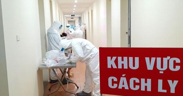 越南发现第67例新冠肺炎确诊病例 hinh anh 1