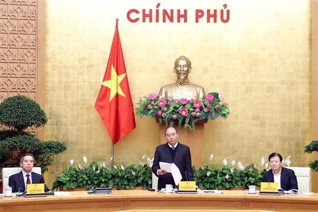 越南政府总理阮春福:在任何情况下都要切实保障粮食可持续安全 hinh anh 1