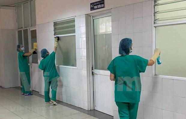 越南新增8例新冠肺炎确诊病例 累计76例 hinh anh 1
