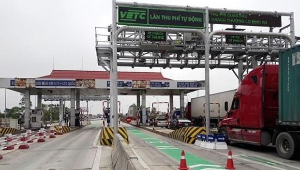 Viettel正式参加电子不停车收费系统二期项目 hinh anh 1