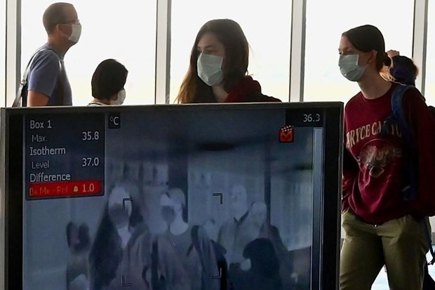 新冠肺炎疫情:老挝暂停向外国游客签发签证 hinh anh 1