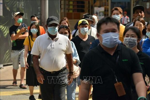 新冠肺炎疫情:马来西亚能随时调动军事力量来应对疫情 hinh anh 1