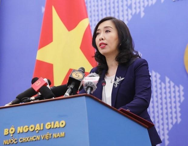 新冠肺炎疫情:越南外交部发言人就调整入境规定答记者问 hinh anh 1