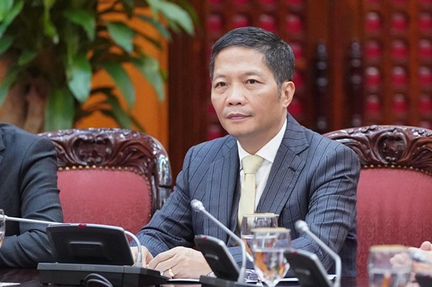 越南工贸部部长陈俊英:在任何情况下都应确保生活必需品市场供应充足价格平稳 hinh anh 1