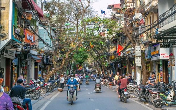 越南经济自由度指数排名升23位 hinh anh 1