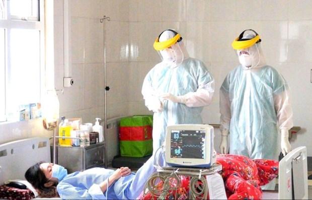 越南卫生部公布新增4例新冠肺炎确诊病例 hinh anh 1