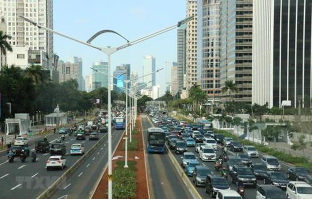 预计2020年第一季度印尼的经济增长率仅达4.5% hinh anh 1