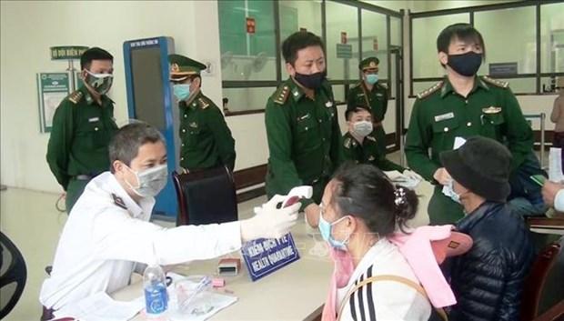 从3月21日0时一切入境越南的人员需接受隔离 hinh anh 1