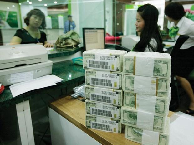 3月20日越盾对美元汇率中间价继续上调10越盾 hinh anh 1