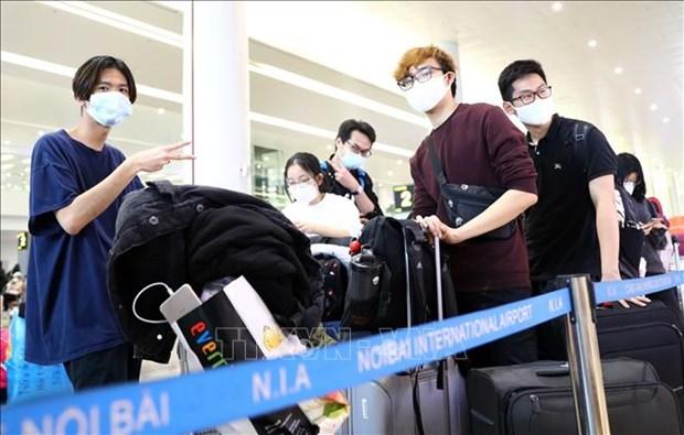 新冠肺炎疫情:越南教育培训部劝告留学生在疫情日益严峻的背景下回国时要谨慎考虑 hinh anh 1