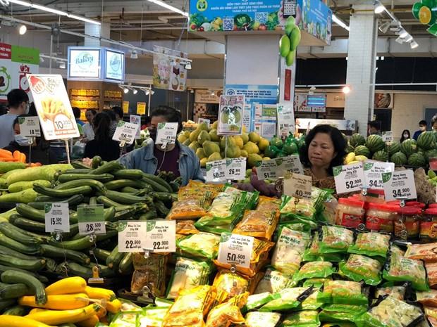 疫情影响下的河内市企业货物储备量将增加三倍 hinh anh 1
