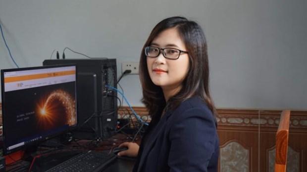 """越南一名教师入围2020年""""全球教师奖""""前50名 hinh anh 1"""
