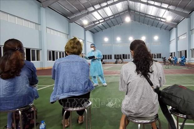 新冠肺炎疫情:广宁省有望具备新冠肺炎病毒独立检测资质 hinh anh 1