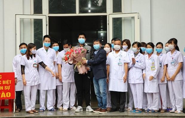 新冠肺炎疫情:越南第18例确诊病例已经痊愈 hinh anh 1