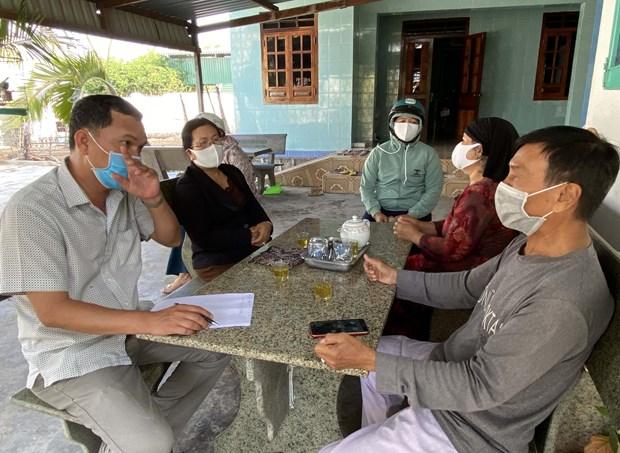 新冠肺炎疫情:保障隔离区必要生活用品的供应充足 hinh anh 1