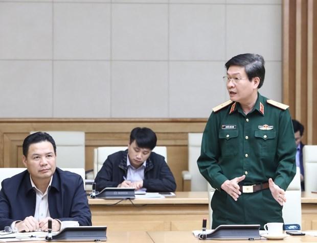 新冠肺炎疫情:武德儋副总理表示越南隔离区人人平等 不存在区别对待现象 hinh anh 2