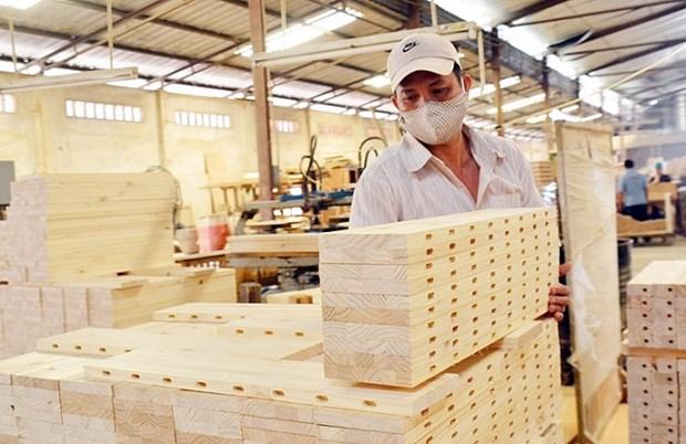 2020年前2月越南木制品、大米等产品的出口取得较高增长率 hinh anh 1
