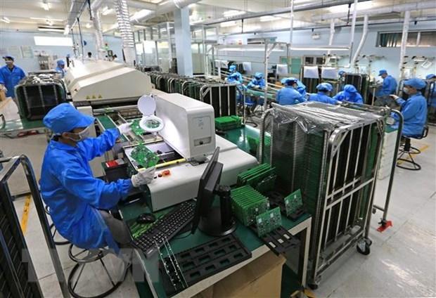 提高劳动生产率:促进经济发展的最短途径 hinh anh 1