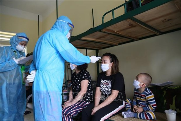 越南新冠肺炎确诊病例超过100例 hinh anh 1