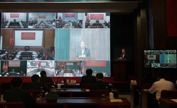 阮春福总理:每一个人均为新冠肺炎疫情阻击战的战士 hinh anh 1