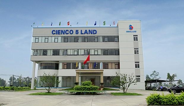 SCIC拍卖在CIENCO 5持有的1756万股股票 hinh anh 1