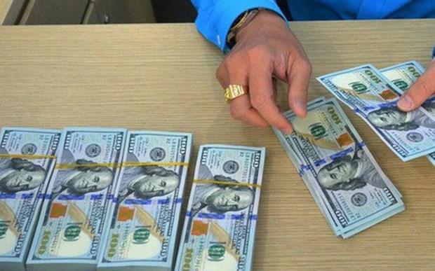 3月23日越盾对美元汇率中间价继续增加 hinh anh 1