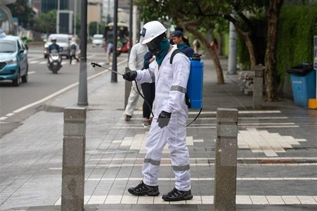 新冠肺炎疫情:越南驻印尼大使馆提醒在印越南公民疫情期间注意事项 hinh anh 1