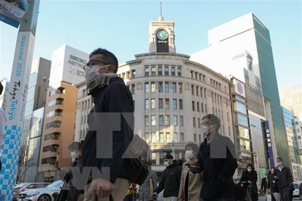 越南政府总理阮春福就新冠肺炎疫情向日本首相安倍晋三致信 hinh anh 1